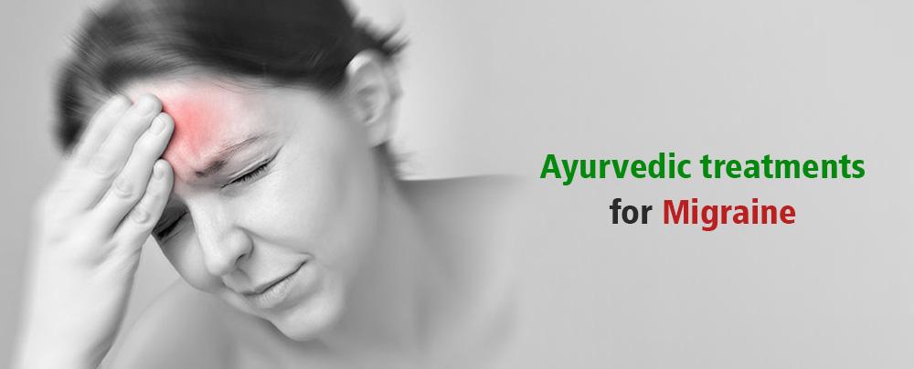 Ayurvedic treatments Migraine